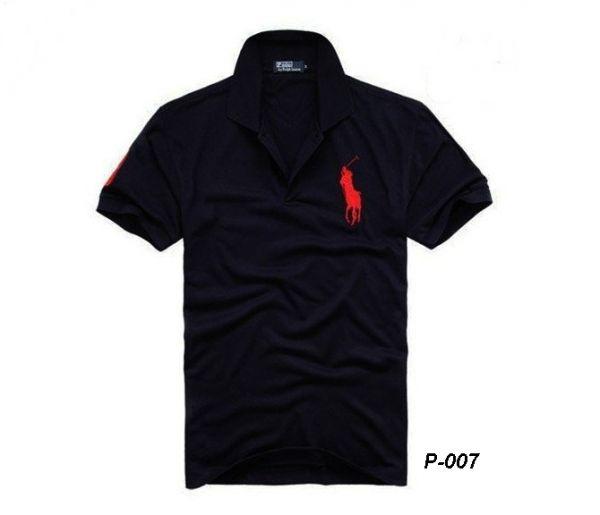 Camisa Polo Ralph Lauren- Preta - Loja de stylusimportados 8a8121dcb8f